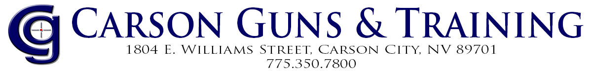 Carson Guns & Training